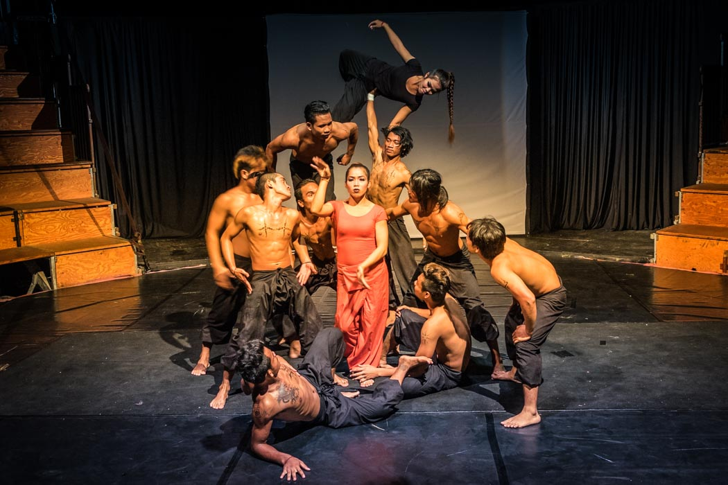 028E1 - Phare: The Cambodian Circus Show