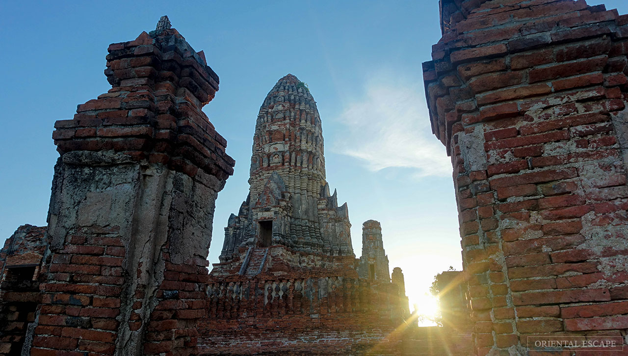 07997 - Ayutthaya Temples and River Cruise Day Trip