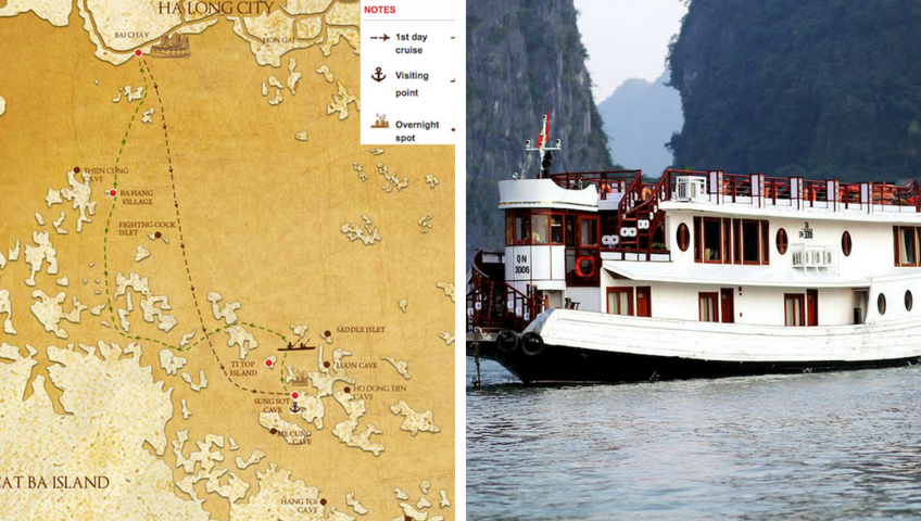 0E188 - 2 Days Ha Long Bay by Oriental Sails