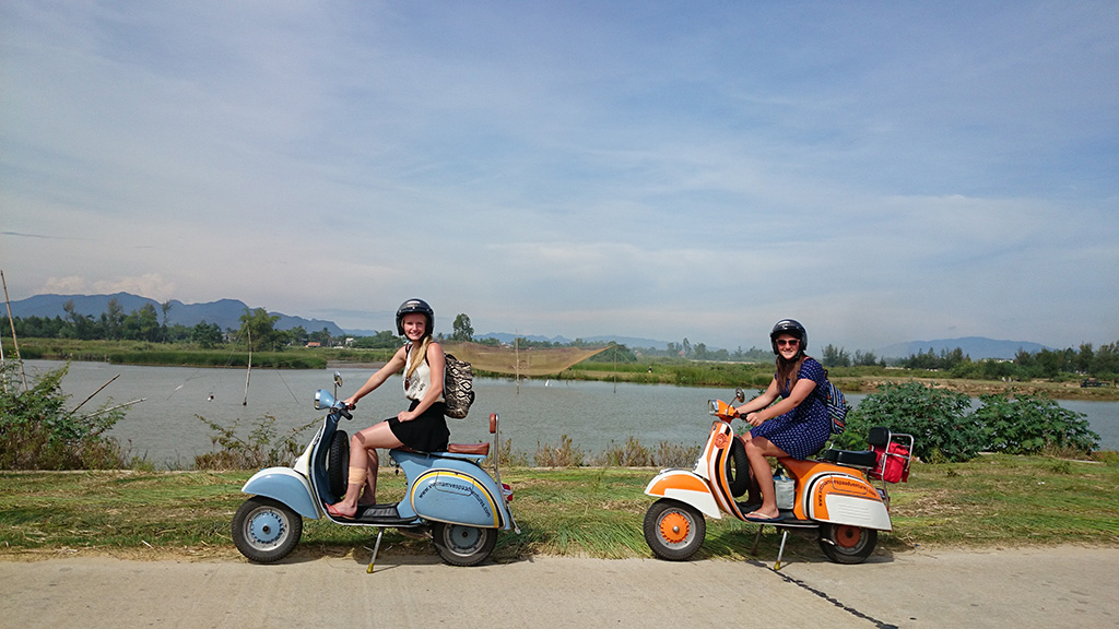 0E75A - Vespa Tour - Hoi An, Countryside and Islands Explorer