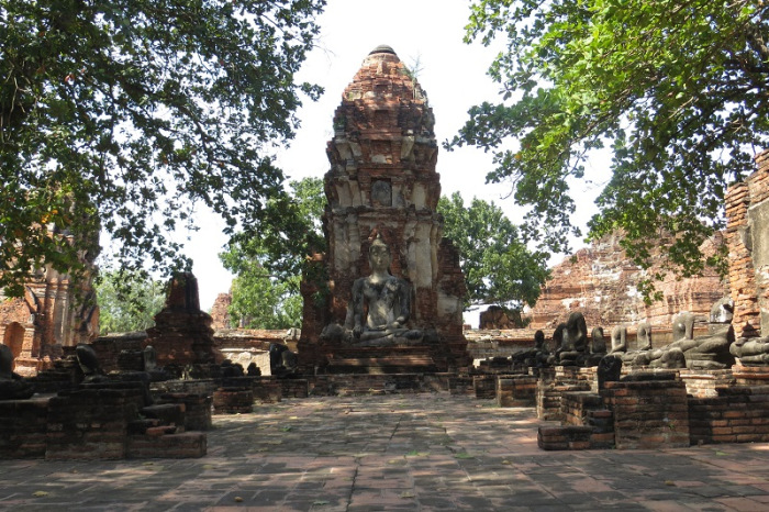 181B2 - Ayutthaya Temples and River Cruise Day Trip