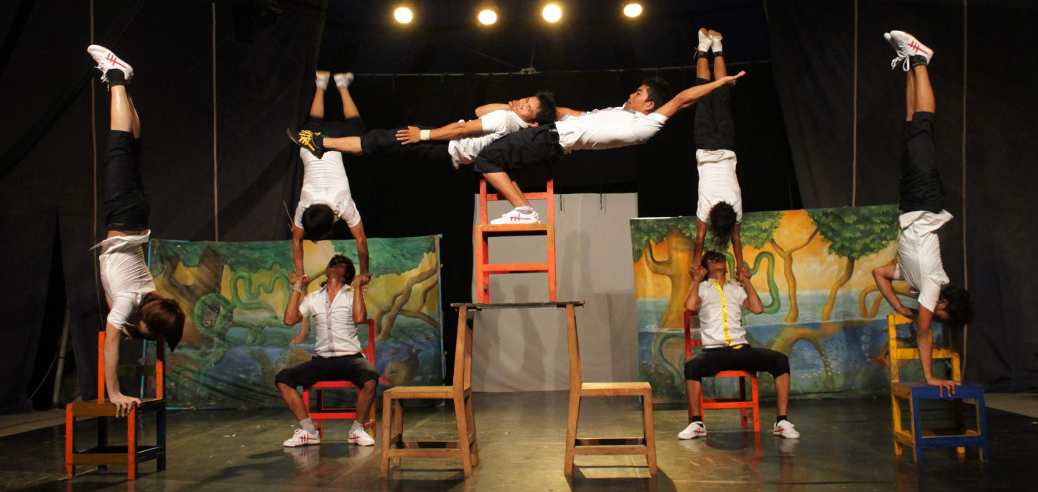 2499D - Phare: The Cambodian Circus Show