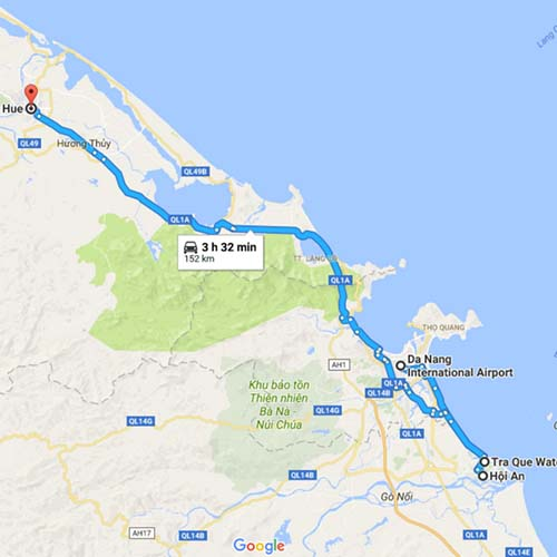 Central Vietnam Express 5 Days/ 4 Nights - Small Group Tour