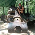 Cu Chi Tunnels Half Day Small Group Tour Max 10 persons
