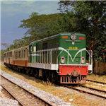 Yangon by Circular Train