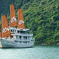 2 Days in HaLong Bay by Paradise Luxury Cruise